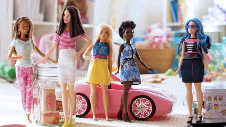 Barbie-diversity