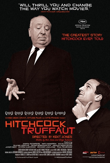 Hitchcock Truffaut cartel