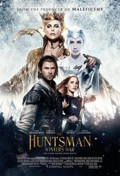 Las crónicas de Blancanieves: El cazador y la reina del hielo catel