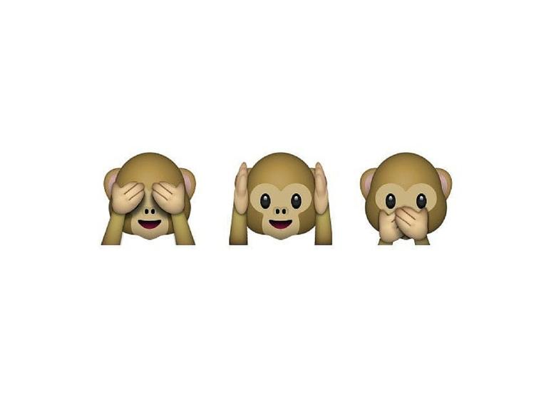 emoji monos