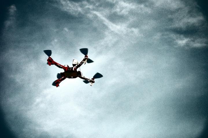 piloto de drones oficial