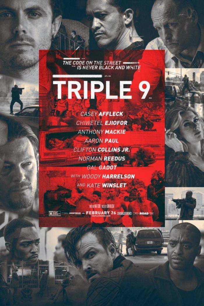 pelcula triple 9