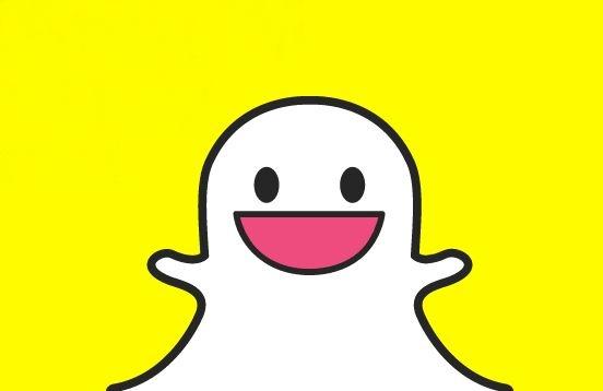 snapchat logo 2016