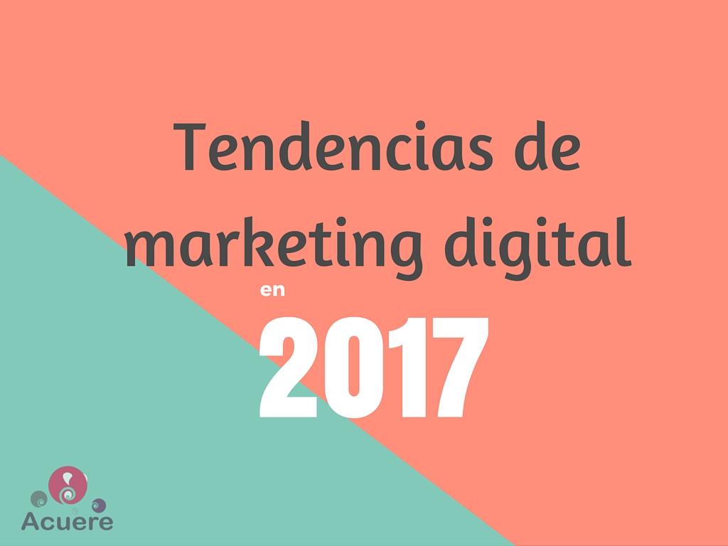 marketing digital tendencias