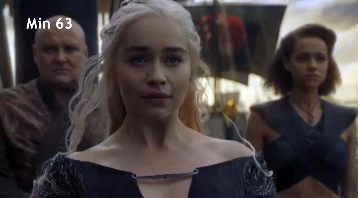 Error garrafal de Juego de Tronos: Lord Varys se cuela en una escena