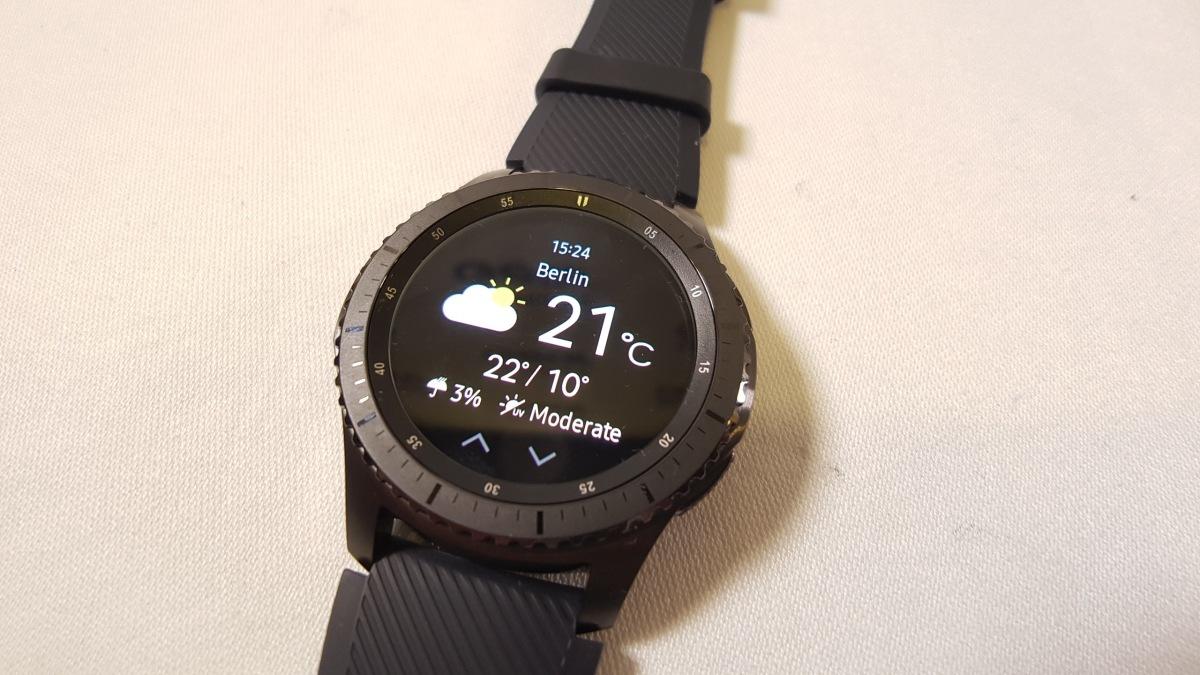¿Vale la pena comprar el Samsung Gear S3?