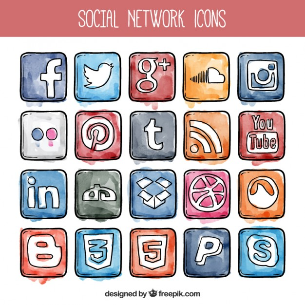 watercolor-social-network-icons_23-2147524562