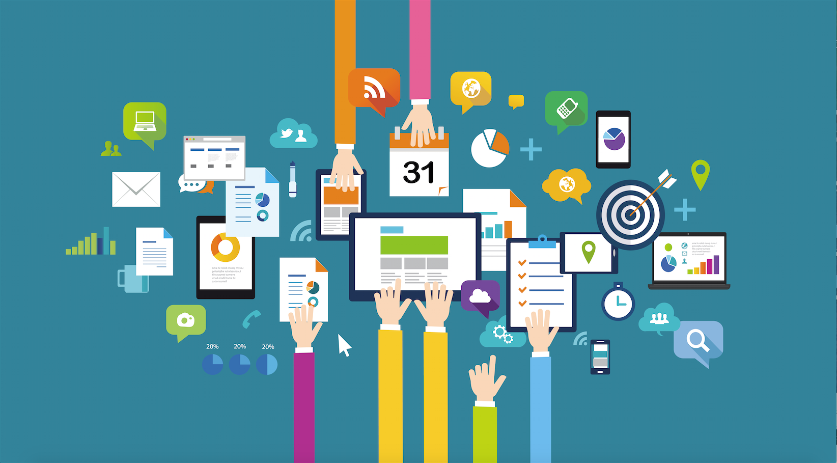 Marketing digital, top 10 estrategias 2017 (Segunda parte)