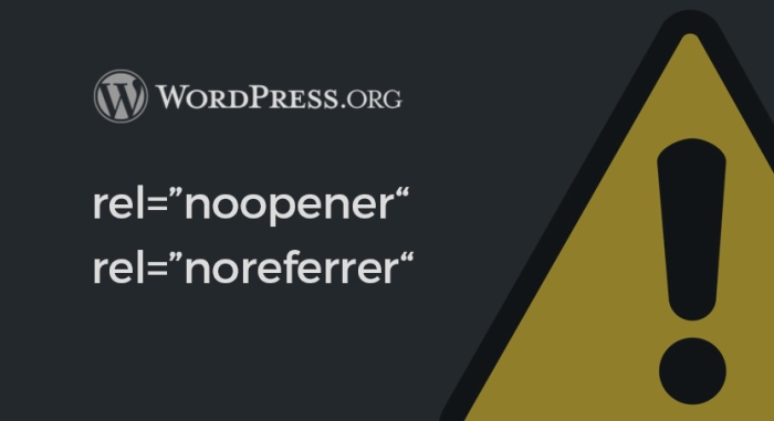 rel-noopener-noreferrer-wordpress