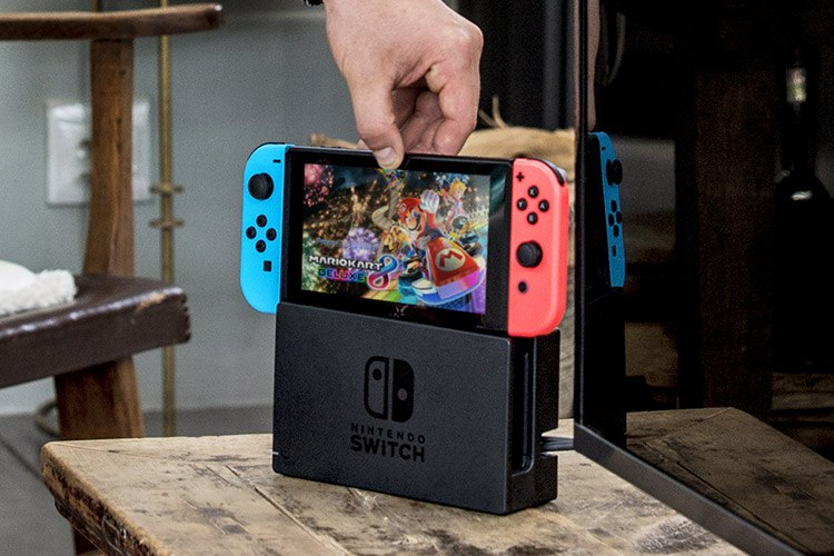 Nintendo Switch supera al iPhone X; el Top 10 gadgets 2017 según Time