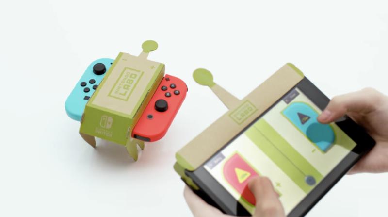 Nintendo Labo, ventajas ydesventajas