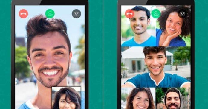 Cómo hacer videollamadas grupales en WhatsApp